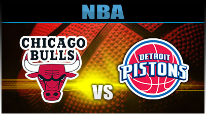 Detroit Pistons vs. Chicago Bulls at Little Caesars Arena