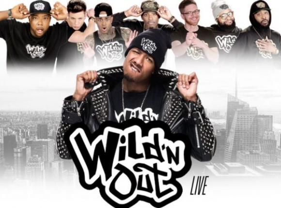 Nick Cannon's Wild 'N Out Live at Little Caesars Arena