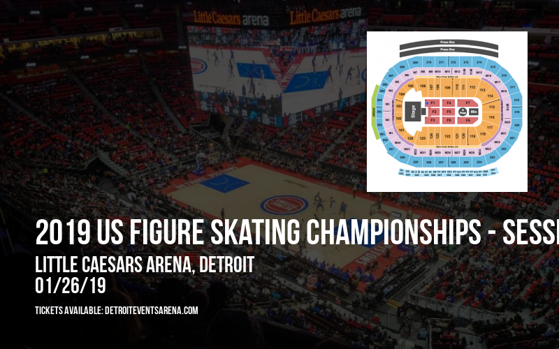 2019 US Figure Skating Championships - Session 14: Championship Free Dance (Time: TBD) at Little Caesars Arena