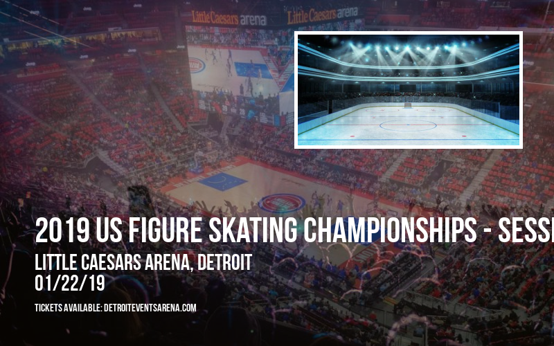 2019 US Figure Skating Championships - Session 1: Junior Paris Short Program (Time: TBD) at Little Caesars Arena