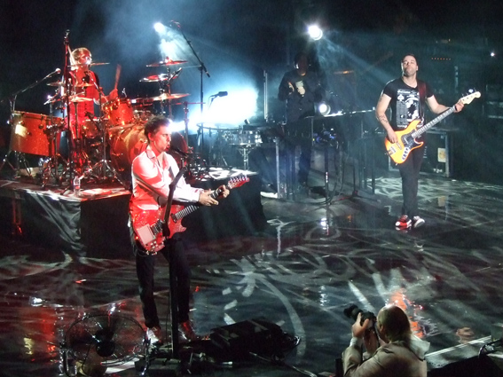 Muse at Little Caesars Arena