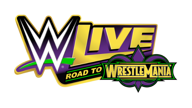 WWE: Live - Road to Wrestlemania at Little Caesars Arena