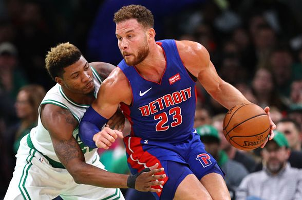 NBA Eastern Conference First Round: Detroit Pistons vs. TBD - Home Game 3 (Date: TBD - If Necessary) at Little Caesars Arena