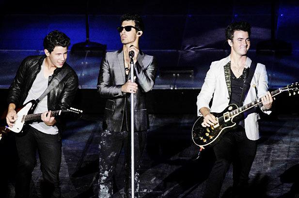 Jonas Brothers at Little Caesars Arena