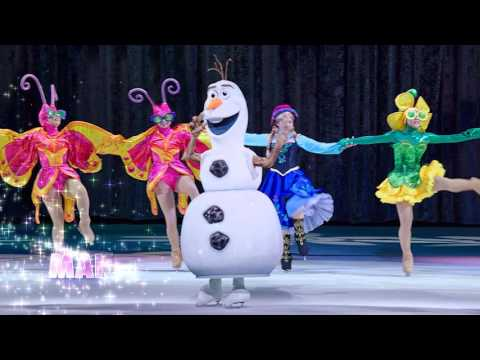 Disney On Ice: Dream Big at Little Caesars Arena