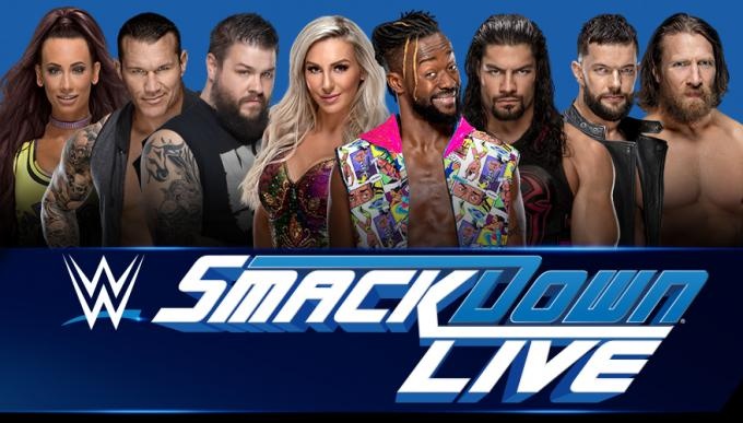 WWE: Smackdown at Little Caesars Arena