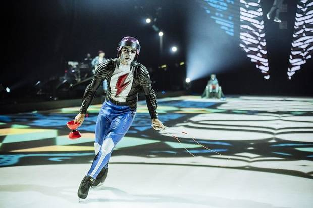 Cirque du Soleil - Axel at Little Caesars Arena