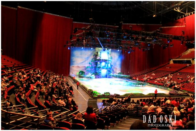 Disney On Ice: Road Trip Adventures at Little Caesars Arena