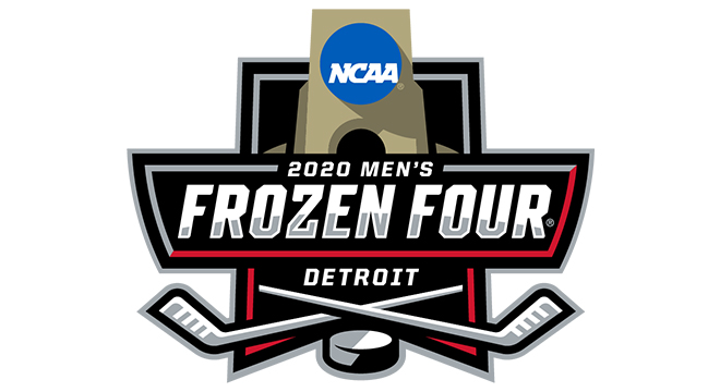 NCAA Frozen Four - Semifinals at Little Caesars Arena