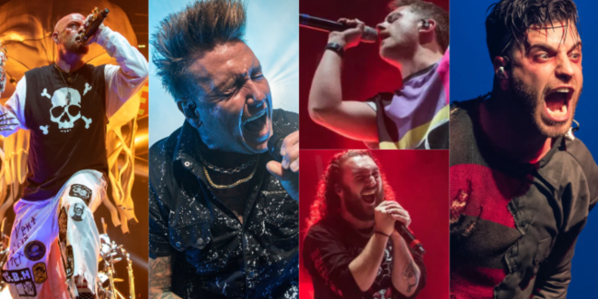 Five Finger Death Punch, Papa Roach, I Prevail & Ice Nine Kills at Little Caesars Arena