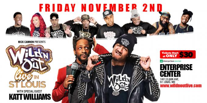 Wild n Out [POSTPONED] at Little Caesars Arena