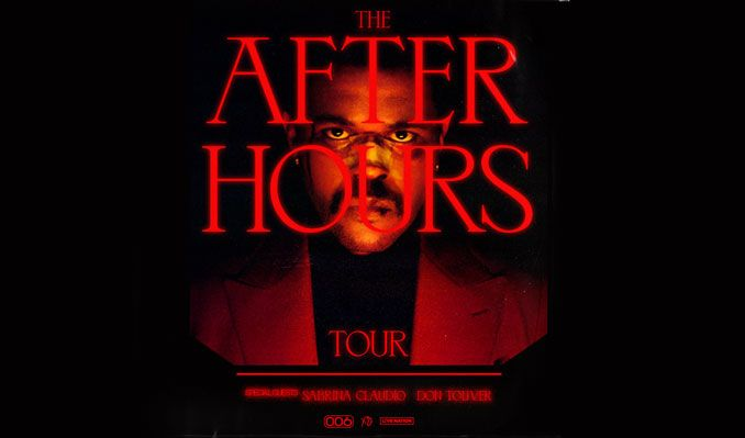 The Weeknd, Sabrina Claudio & Don Toliver at Little Caesars Arena