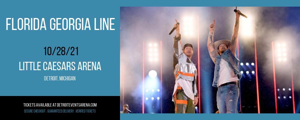 Florida Georgia Line [CANCELLED] at Little Caesars Arena