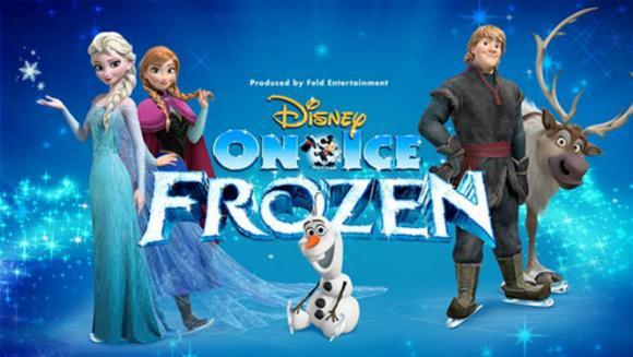 Disney On Ice: Frozen at Little Caesars Arena