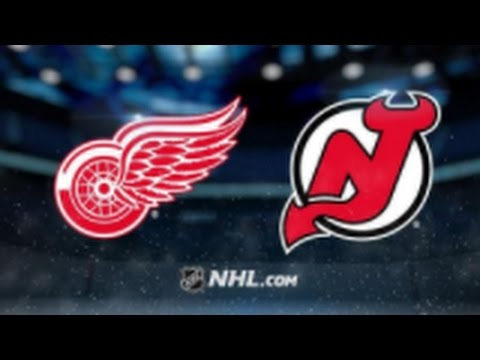 Detroit Red Wings vs. New Jersey Devils at Little Caesars Arena