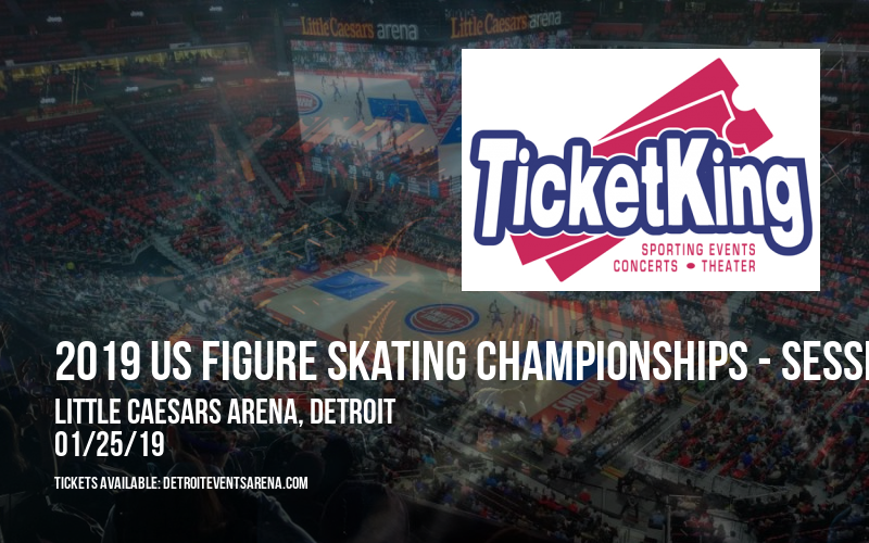 2019 US Figure Skating Championships - Session 11: Championship Ladies Free Skate (Time: TBD) at Little Caesars Arena
