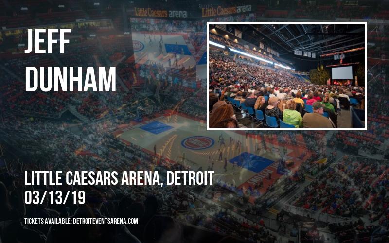 Jeff Dunham at Little Caesars Arena