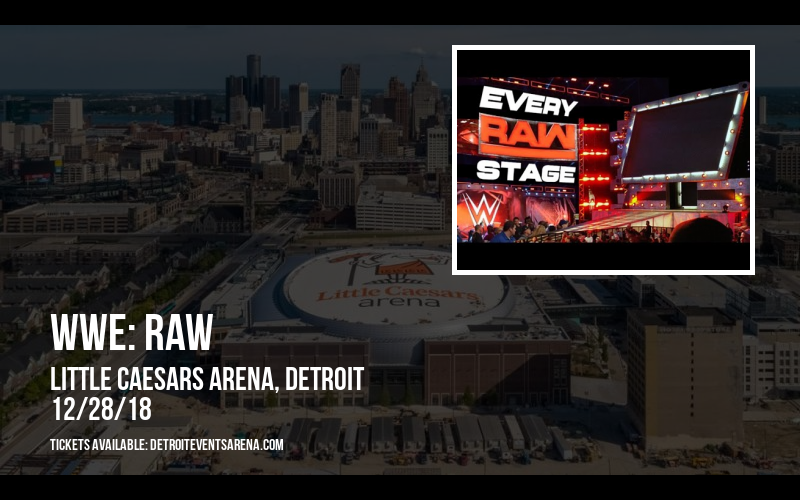 WWE: Raw at Little Caesars Arena