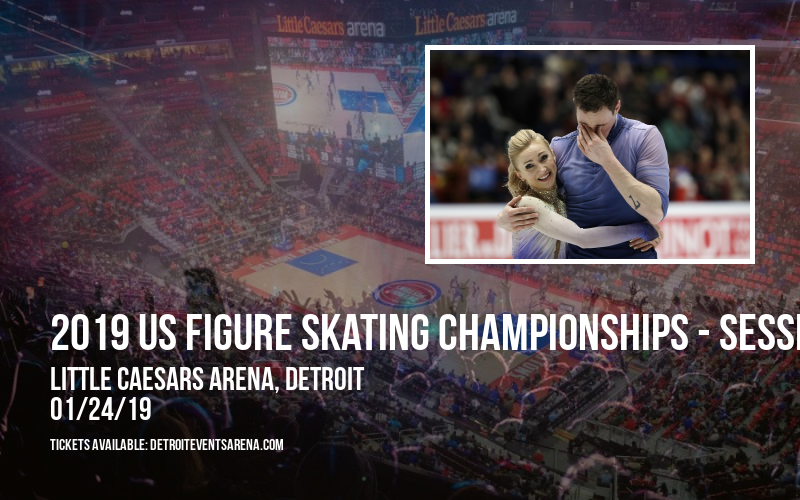 2019 US Figure Skating Championships - Session 6: Opening Ceremony & Championship Ladies Short Program at Little Caesars Arena