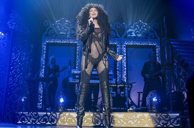 Cher at Little Caesars Arena