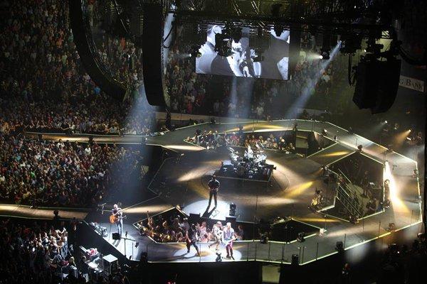 Eric Church at Little Caesars Arena