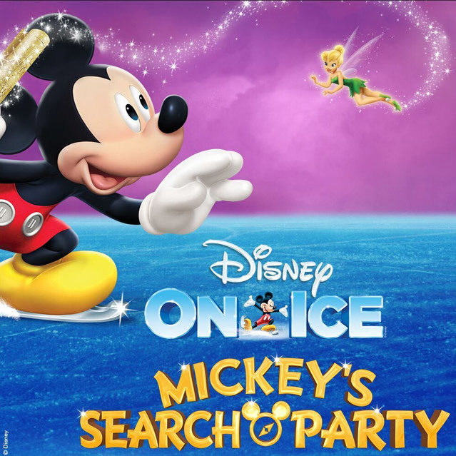 Disney On Ice: Mickey's Search Party at Little Caesars Arena