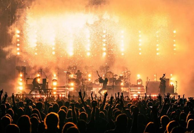 Mumford and Sons at Little Caesars Arena