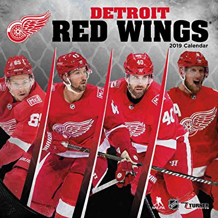 Detroit Red Wings vs. Vancouver Canucks at Little Caesars Arena