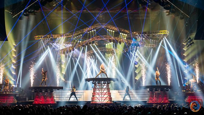 Trans-Siberian Orchestra at Little Caesars Arena