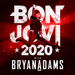 Bon Jovi & Bryan Adams at Little Caesars Arena