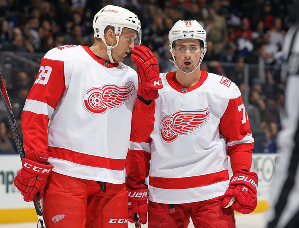 Detroit Red Wings vs. Washington Capitals [CANCELLED] at Little Caesars Arena