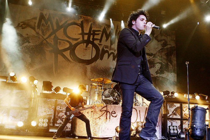 My Chemical Romance at Little Caesars Arena