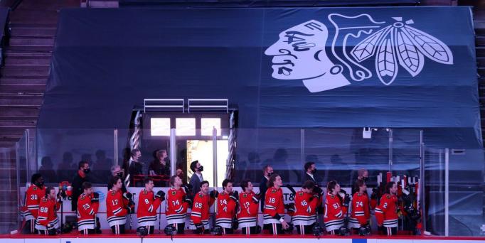Detroit Red Wings vs. Chicago Blackhawks at Little Caesars Arena